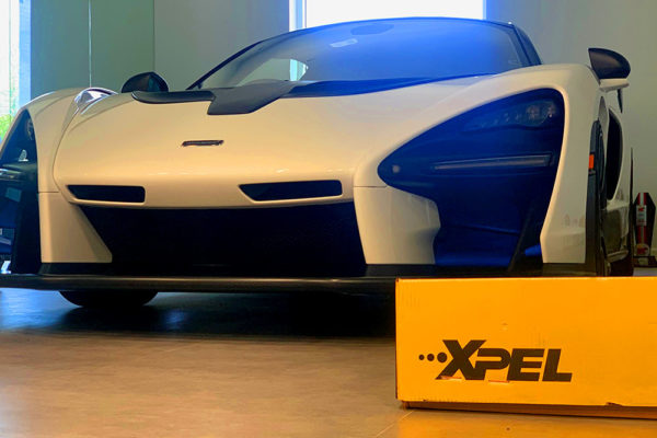 paint protection film Xpel in hollywood florida12