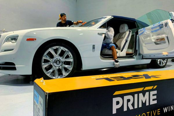 paint protection film Xpel in hollywood florida3