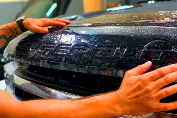 paint protection film Xpel in hollywood florida7