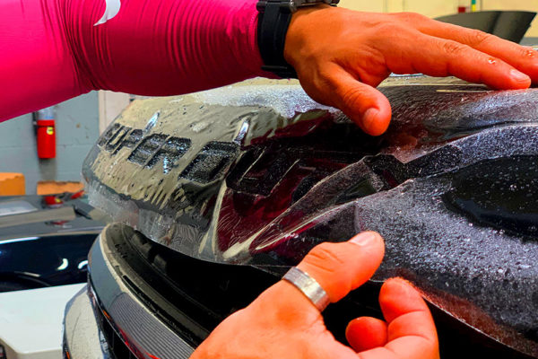 paint protection film Xpel in hollywood florida8